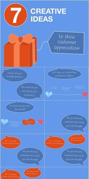 创意对话解释说明PPT图表