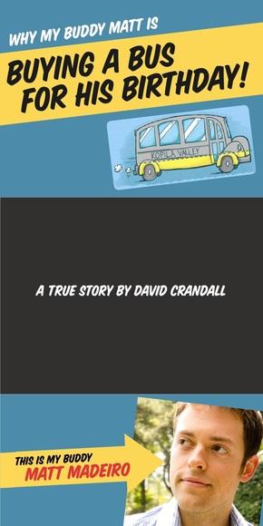 【演界网独家PPT】买一辆公共汽车作为生日礼物