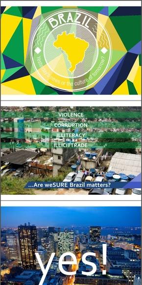 【演界网独家PPT】看老外是如何介绍自己的国家的-巴西,沉浸昨日辉煌还是引领未来文明