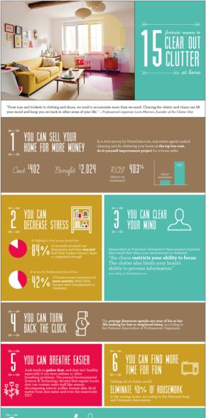 【演界信息图表】简单纯色风-如何提升你的生活质量