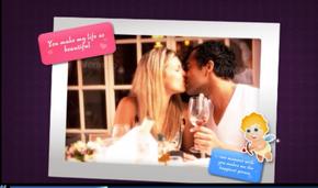 温馨婚礼相册AE视频模板(代渲染)
