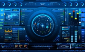 【演界信息图表】经典图表系列-科技感