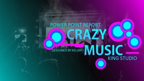 金工坊——crazy music(适用于音乐会/校园/APP/演唱会/选拔)