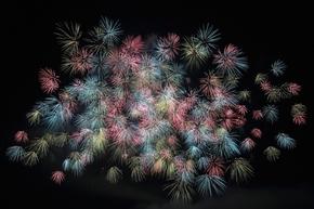 【图片分享计划】自然风光-绚烂烟花