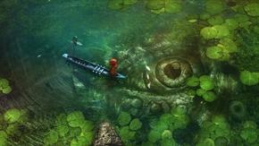 【图片分享计划】饿了的狮王_1176 精美图片 小孩钓鱼