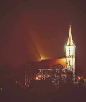 【图片分享计划】  深色城市灯光