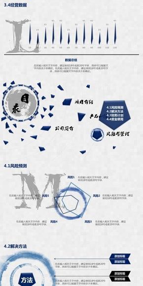 中国风12-当中国风遇上科技 创新 商务 创业 招商 融资