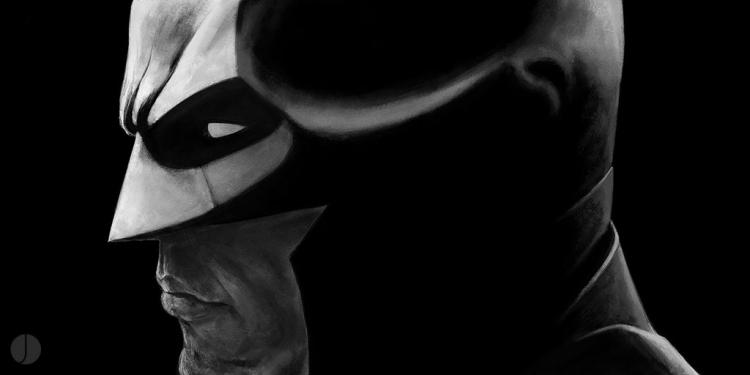 【banner分享计划】英雄-蝙蝠侠 -侧面