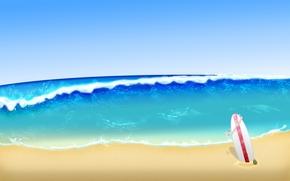 【桌面壁纸】海浪