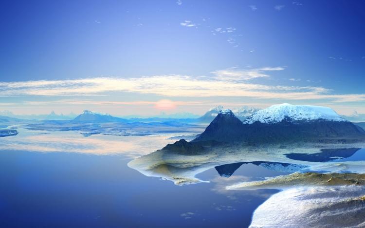 作品标题:【桌面壁纸】南极风光摄影04 作品标签: 南极冰川风景壁纸