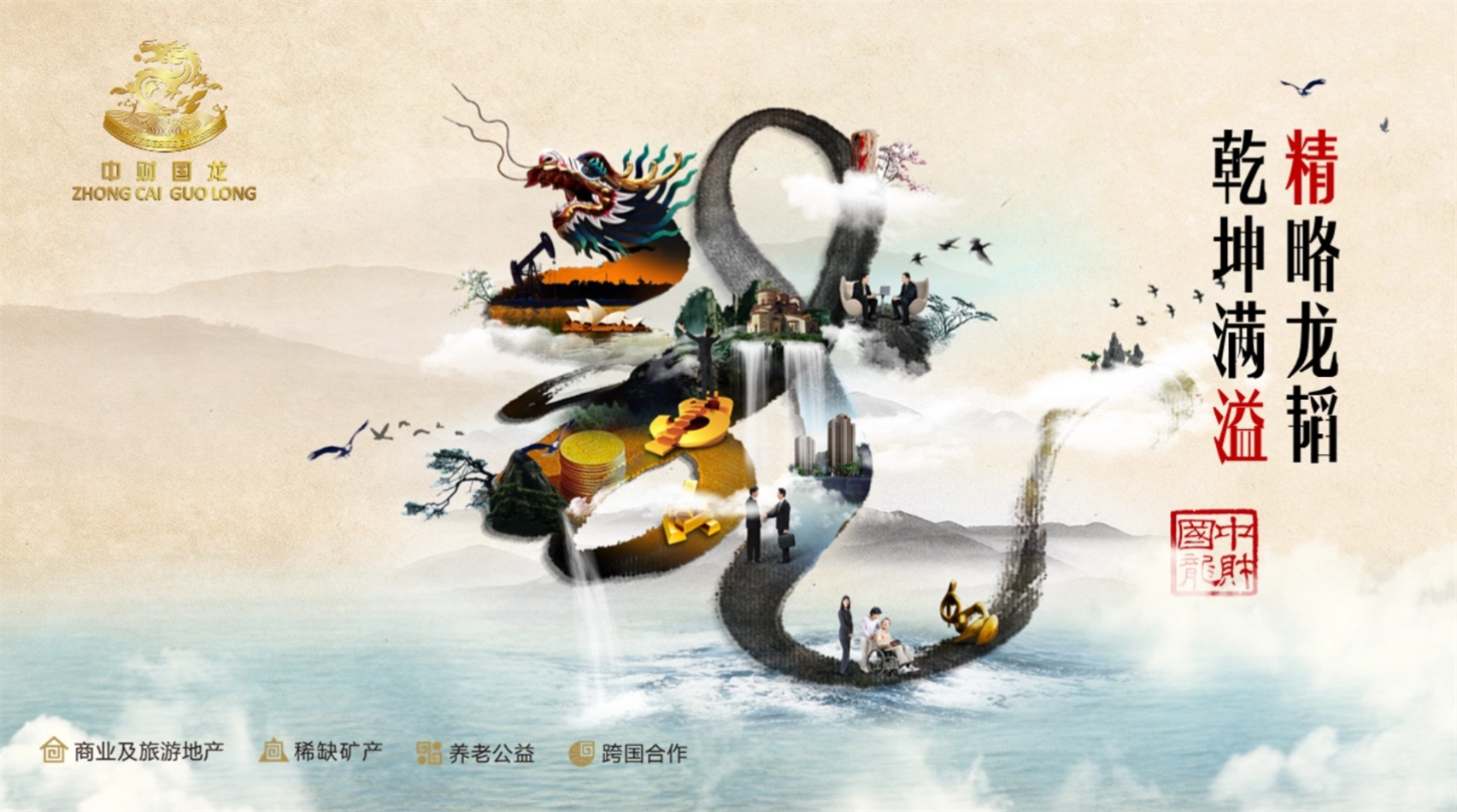 中財國龍(long)