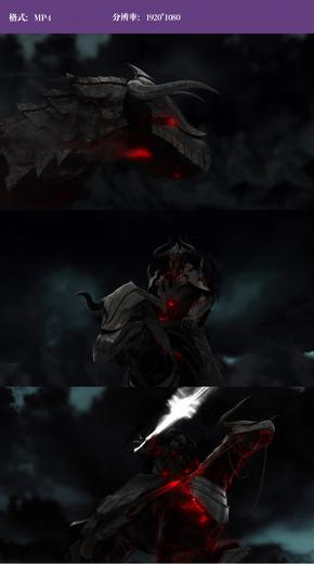 中世紀黑暗騎(qi)士(shi)(紅款(kuan))