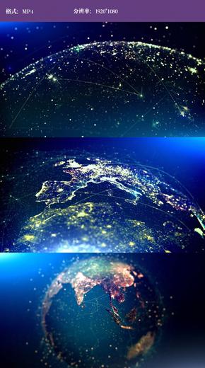 互联网大数据科技企业宣传视频