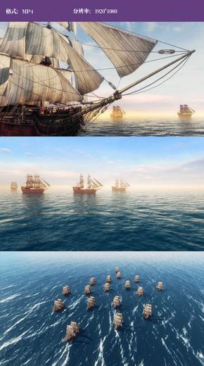 帆船航行企业文化宣传视频