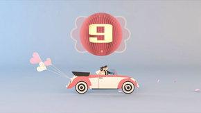 韩式婚礼倒计时视频
