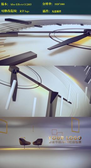 创意电视栏目包装ae模板
