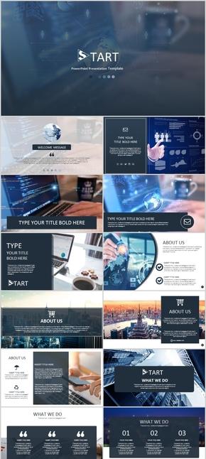 商业演示数据分析KEY模板