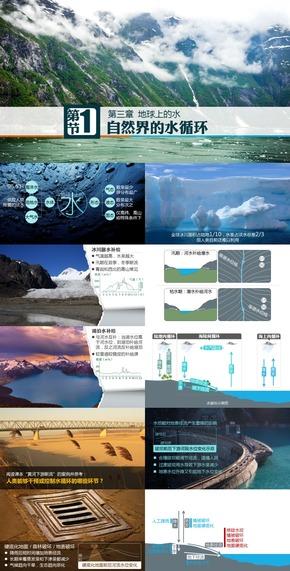《自然界的水循环》人教地理必修一高三一轮复习课件[爱弄PPT的老范]