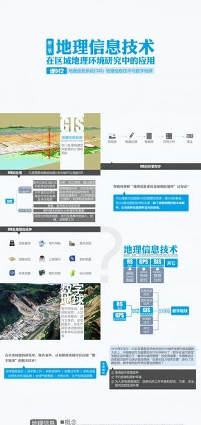 《地理信息技术-课时2》第三代人教地理必修三同步课件【@爱弄PPT的老范】