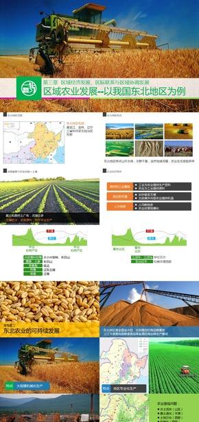《区域农业发展》人教地理必修三高三一轮复习课件[爱弄PPT的老范]