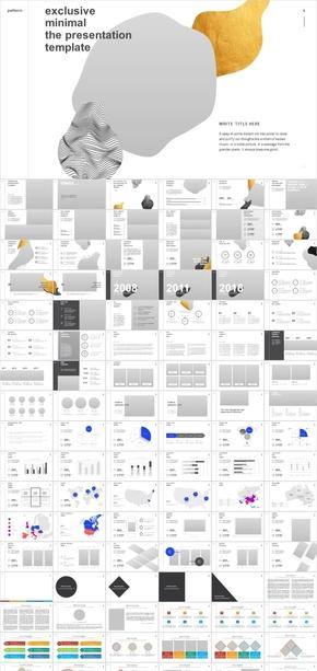 整套图表关系图层级关系扩散|聚合并列