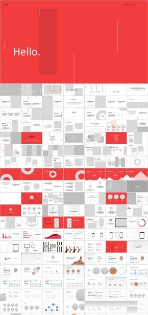 通讯产品500页