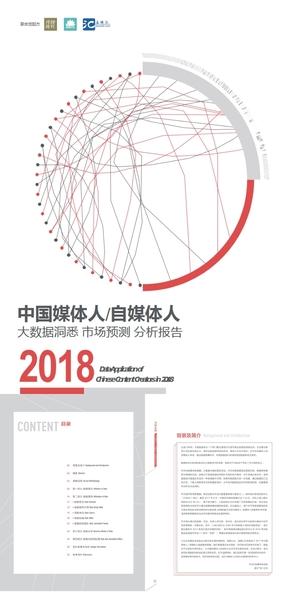 中国媒体市场自媒体人大数据洞悉市场预测分析用户商业调查报告 图片版PPT