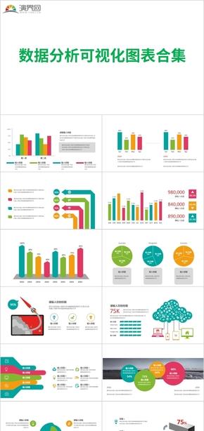 数据分析可视化图表合集
