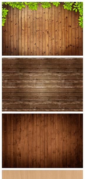 精选16款木纹效果PPT背景图片