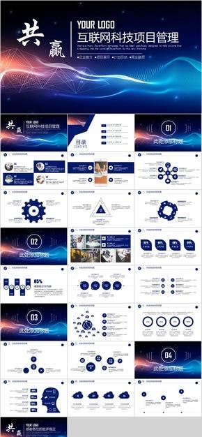互联网科技项目管理007