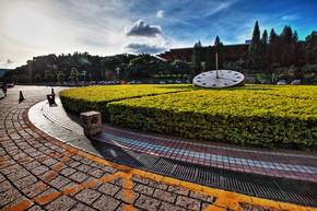 深圳大学校园照片