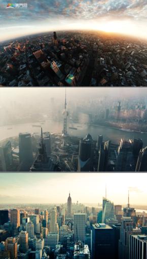 城市攝影圖 城市背景圖