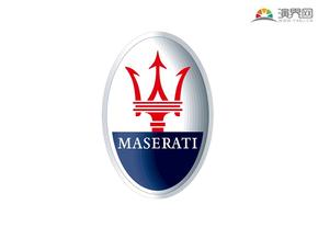 玛莎拉蒂汽车 品牌标志 车标logo 矢量图标 免抠元素