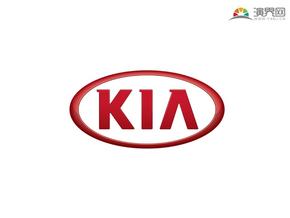 起亚汽车 品牌标志 车标logo 矢量图标 免抠元素