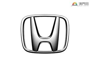 本田汽车 品牌标志 车标logo 矢量图标 免抠元素