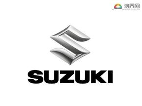 铃木汽车 品牌标志 车标logo 矢量图标 免抠元素
