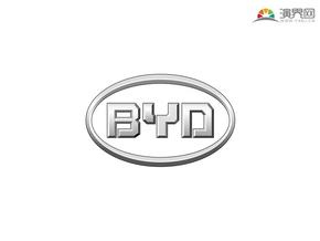比亚迪汽车 品牌标志 车标logo 矢量图标 免抠元素