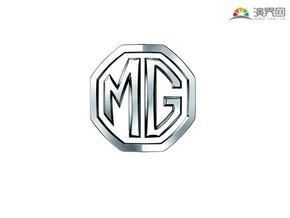 名爵汽车 品牌标志 车标logo 矢量图标 免抠元素