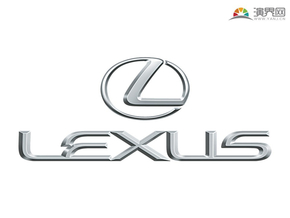 雷克萨斯汽车 品牌标志 车标logo 矢量图标 免抠元素