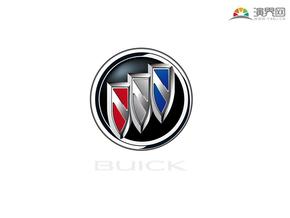 别克汽车 品牌标志 车标logo 矢量图标 免抠元素