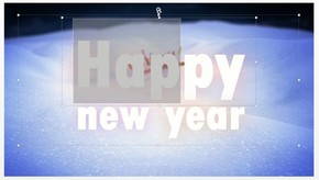 【免费】AE新年倒计时(Ae+PPT架构)(PPT可修改文字)