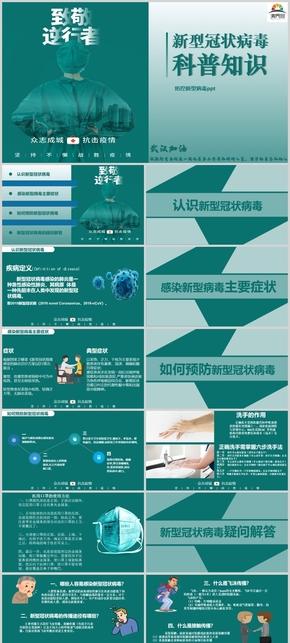 新(xin)型冠狀病毒科普(pu)知識