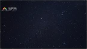 黑色夜晚星空通用背景圖
