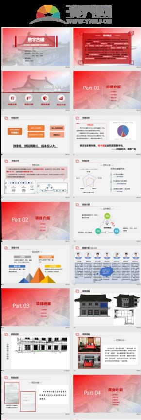 """""""互聯網+古建筑""""商業策劃書"""
