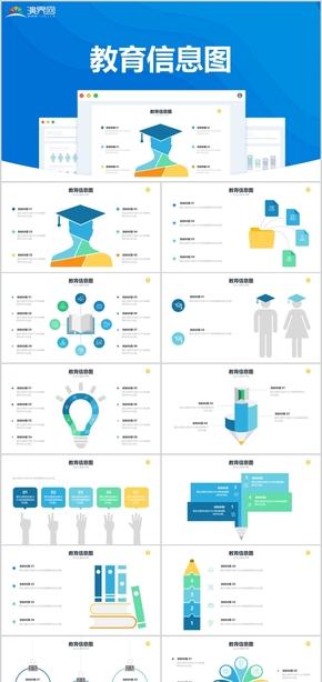 老師說課信息課中學小學示范課公開課培訓學校教師大學教學課件圖表信息化PPT圖表
