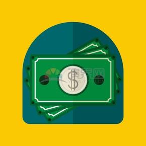 金融图标矢量素材