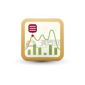 展示数据情况icon素材