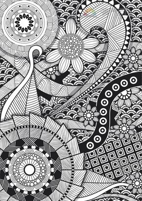 花纹线形创意装饰设计