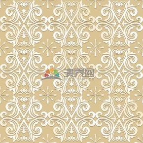古典花纹矢量背景