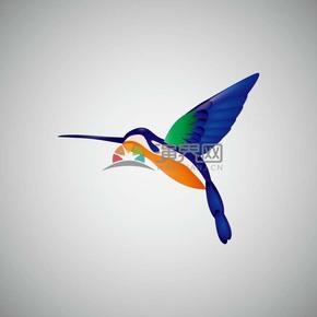 飞翔的小鸟样式